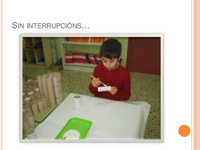 SIN INTERRUPCIÓNS…