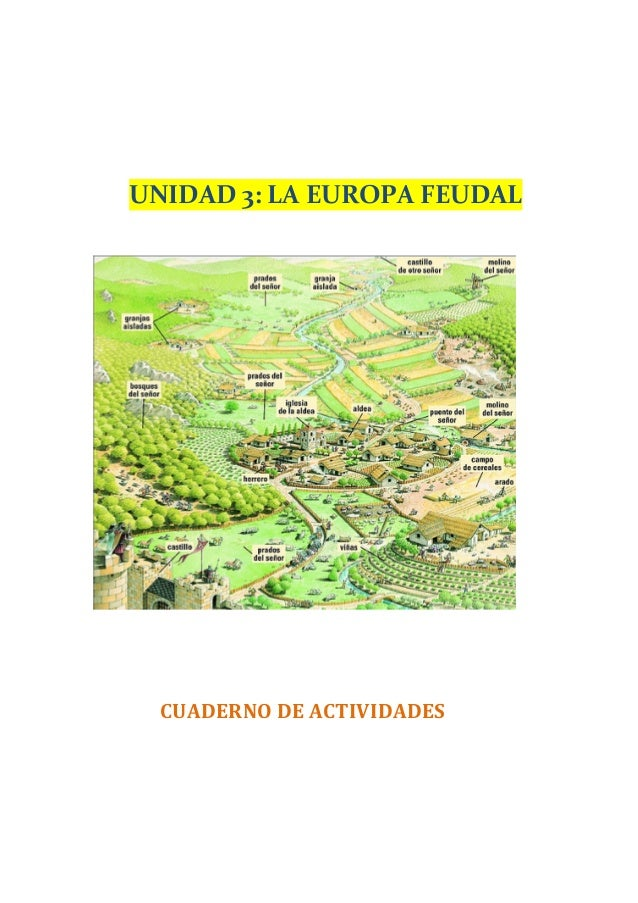 UNIDAD  3:  LA  EUROPA  FEUDAL                                     ...