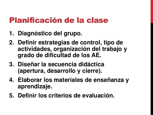 Actividades básicas de la clase de Historia. Slide 3