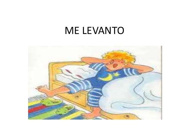 ME LEVANTO