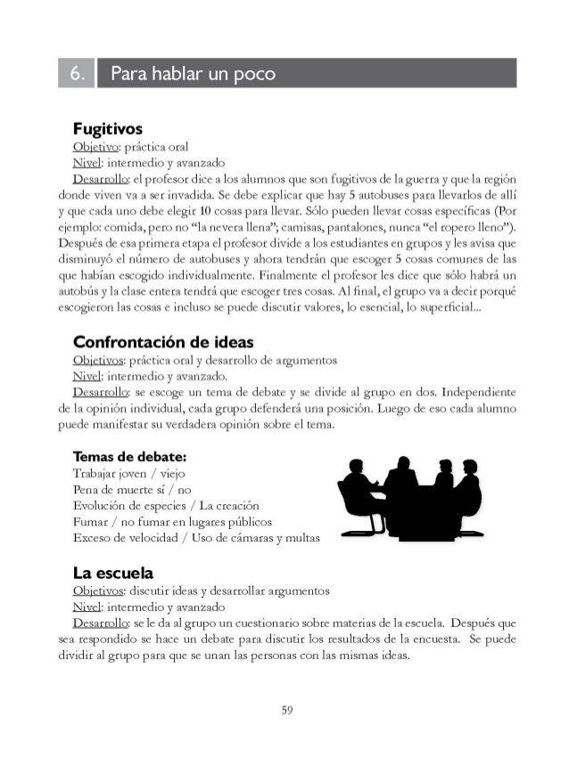 Hilux.  Human:  klu jr-rr, '  Fugitivos  Oïbjetil:  práctica oral  Nivel:  intermedio y avanzado  Desarrollo:  el profesor...