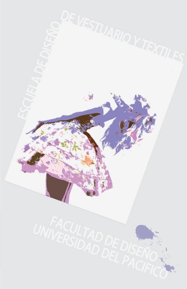 Diseño de Vestuario y Textiles - Actividades Extraprogramáticas 2008