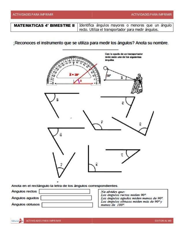 Best Ejercicios De Cuarto De Primaria De Matematicas Gallery - Casas ...