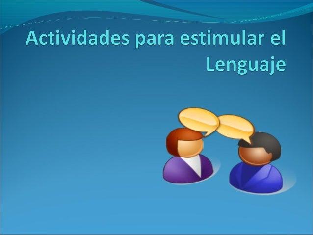 Lectura y comentarioEl desarrollo del lenguaje está ligado ala evolución nerviosa cerebral y seproduce por la coordinación...