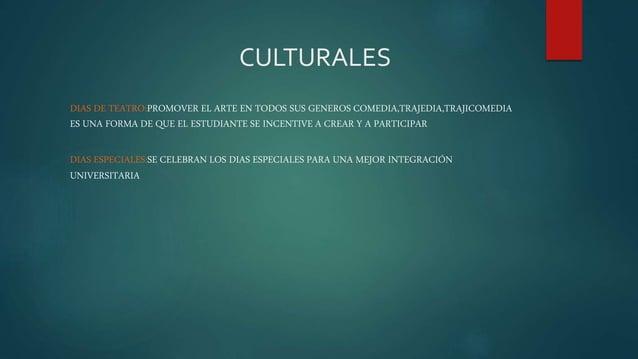 CULTURALES DIAS DE TEATRO:PROMOVER EL ARTE EN TODOS SUS GENEROS COMEDIA,TRAJEDIA,TRAJICOMEDIA ES UNA FORMA DE QUE EL ESTUD...