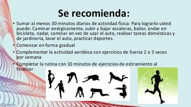 Actividad fisica informatica
