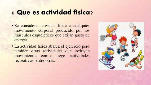 Que es la actividad fisica pdf download