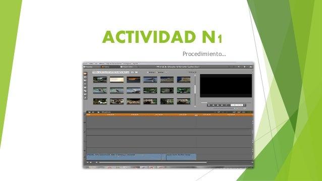 ACTIVIDAD N1 Procedimiento…