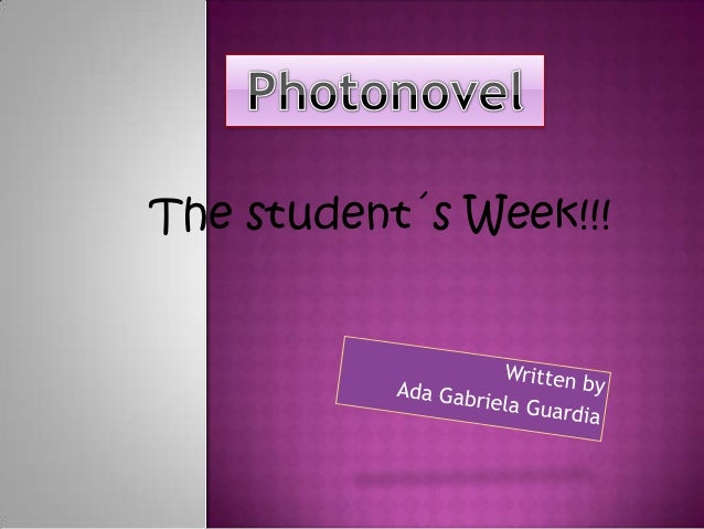 The student´s Week!!!