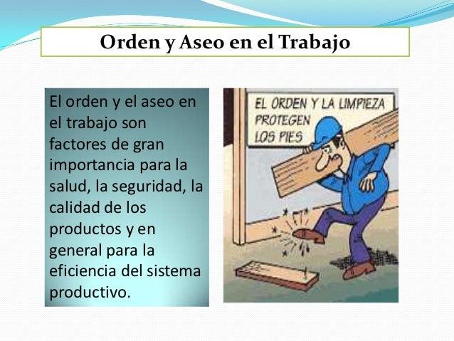 Orden y limpieza orden y limpieza orden y limpieza clave - Orden y limpieza en casa ...