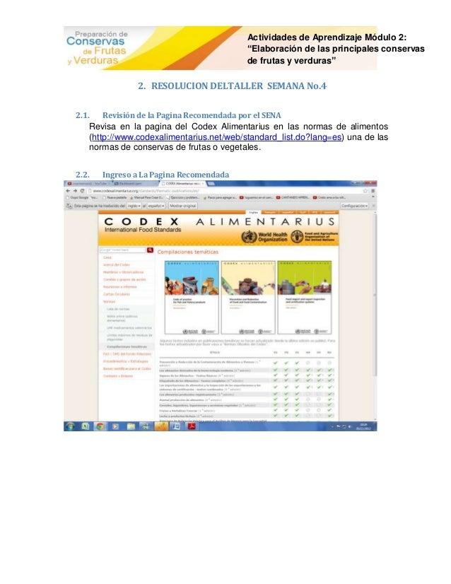 Resoluciòn Actividad prepación conserva unidad 2 semana 4 Slide 3