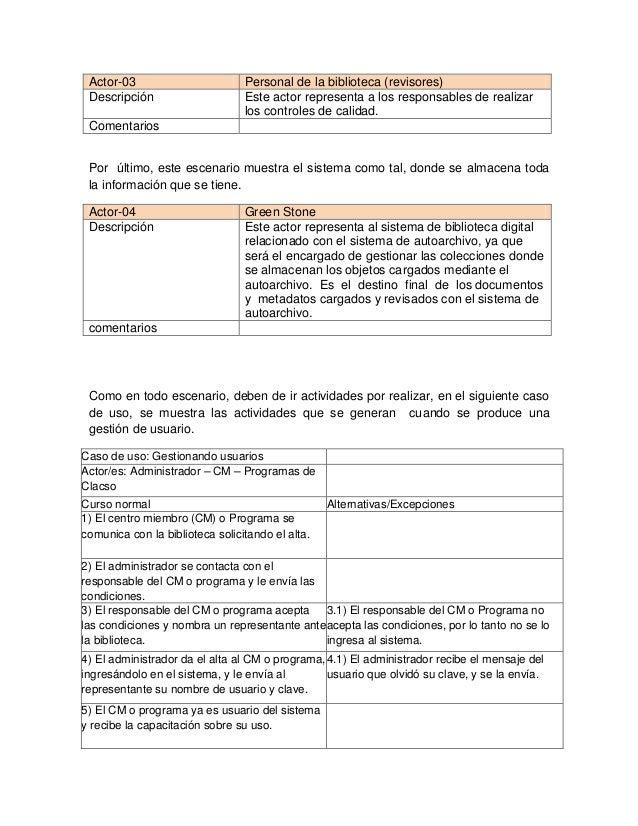 ANÁLISIS Y DISEÑO DE APLICACIONES WEB CON UN CASO DE USO Slide 2