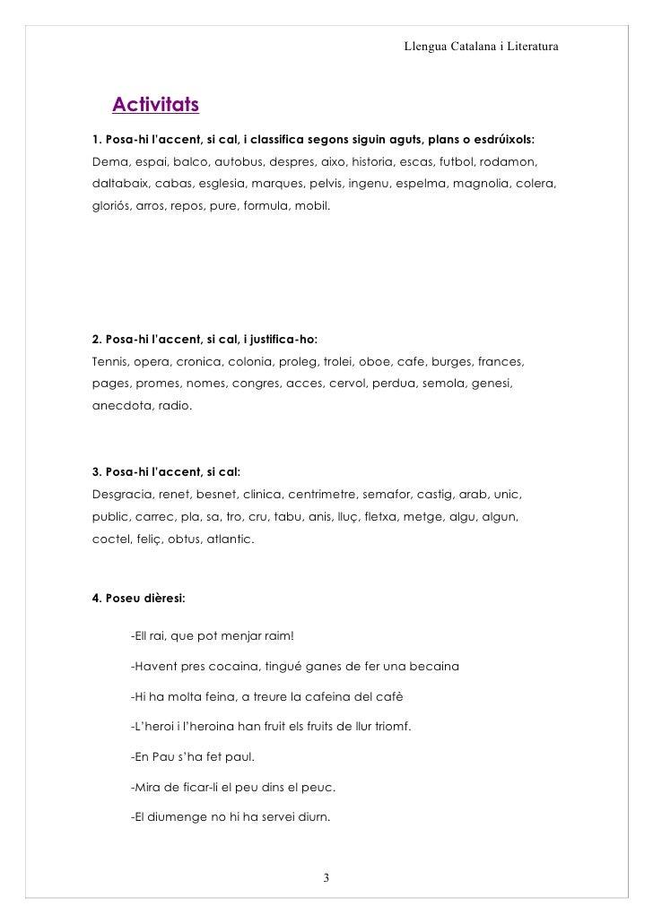 8 Ideas De Repàs D Ortografia Ortografía Llengua Catalana Literatura