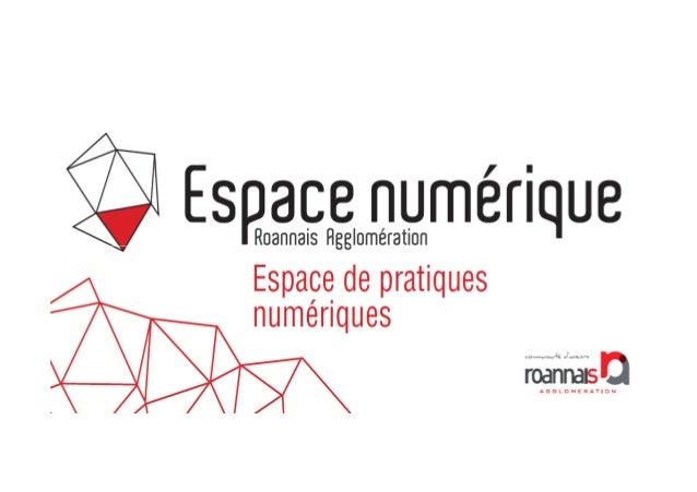 L'espace de pratiques Numériques de Roanne reste ouvert tout l'été 2015, cependant pendant la période du 04/08 au 20/08 le...