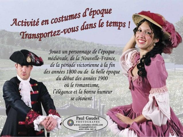 Activités Portraits Studio Portrait de Bromont Transformation en costumes d'époque www.animagephotographie.com