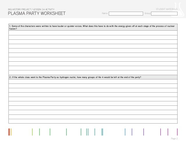 lesson 3 4 activity plasma party worksheet