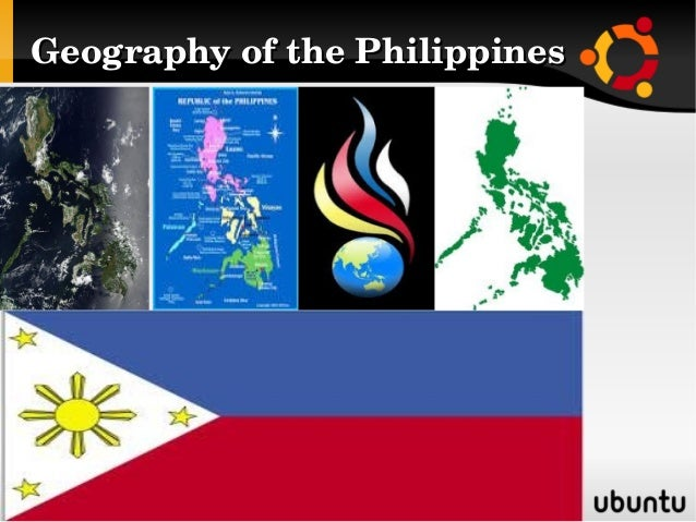 the philippines geography The philippine government faces threats from several groups, some of which are on the us government's foreign terrorist organization list manila has waged a decades-long struggle against ethnic moro insurgencies in the southern philippines, which has led to a peace accord with the moro national liberation front and ongoing peace talks with the moro islamic liberation front.