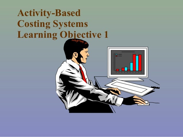 Activity-Based Costing Systems Learning Objective 1