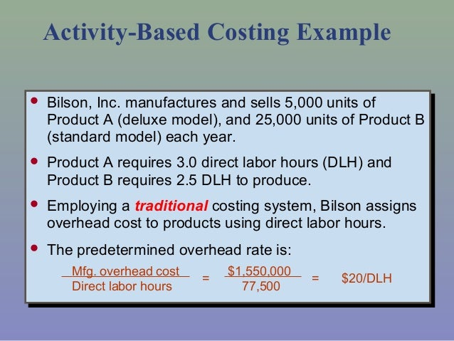 Cost Accounting Analysis On Walmart