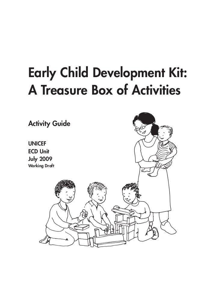 Activity guide children