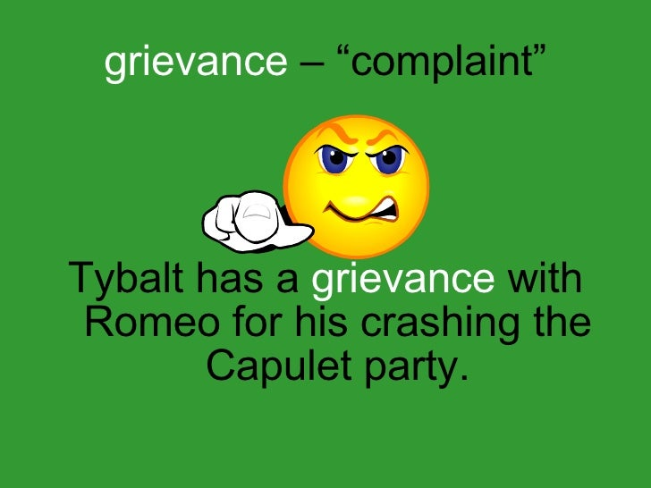 romeo and juliet vocabulary pdf