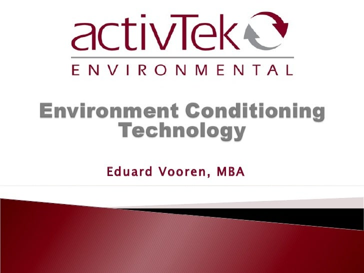 Eduard Vooren, MBA