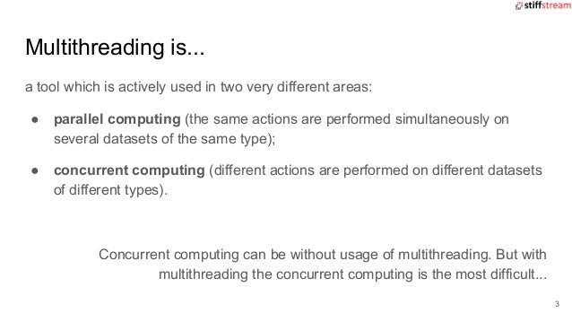 Actor Model and C++: what, why and how? Slide 3