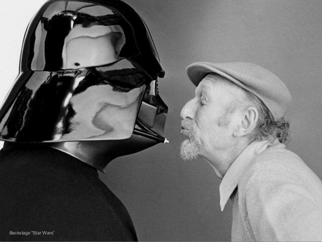 "Backstage ""Star Wars"""