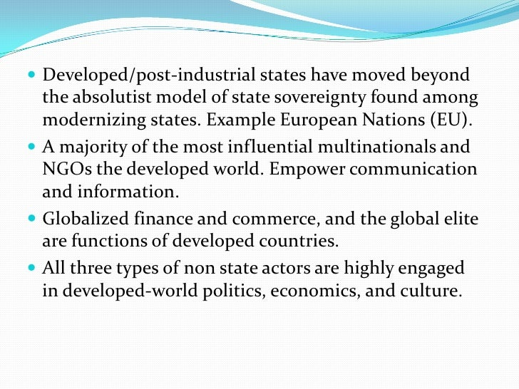 defination of globalisation Discover how globalization impacts governments and investors both in positive and negative ways, as well as some overall trends to consider.