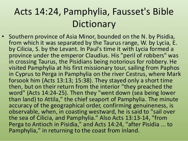 The most popular Bible verses from Acts