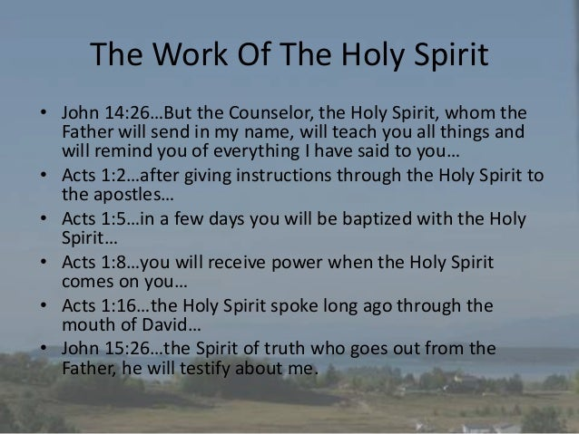 Works of the holy spirit timiznceptzmusic works of the holy spirit thecheapjerseys Gallery