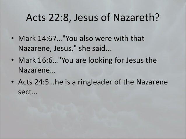 Kuvahaun tulos haulle ringleader of nazarenes
