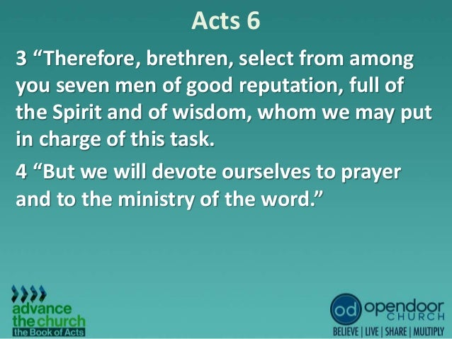 Acts 6 5