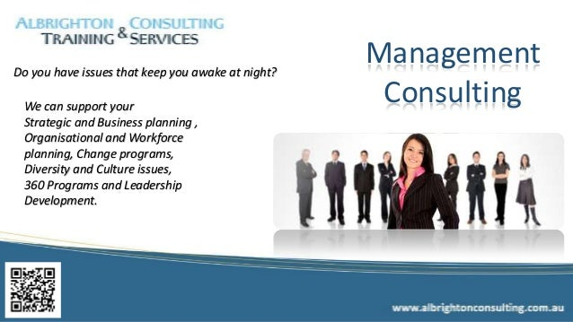 Do you have issues that keep you awake at night? We can support your Strategic and Business planning , Organisational and ...
