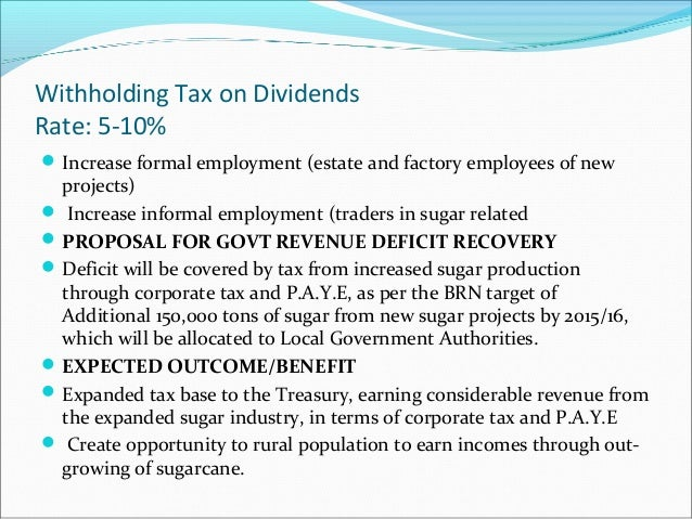 Act Tax Reform Proposals 2015 2016