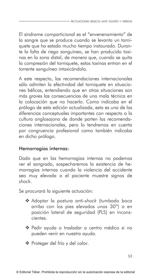 63 © Editorial Tébar. Prohibida la reproducción sin la autorización expresa de la editorial Tema 6 Movilización y transpor...