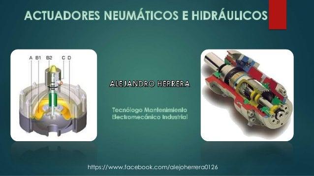 Que son los actuadores hidráulicos