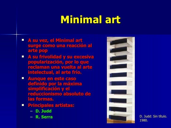 Actual2 for Minimal art slideshare