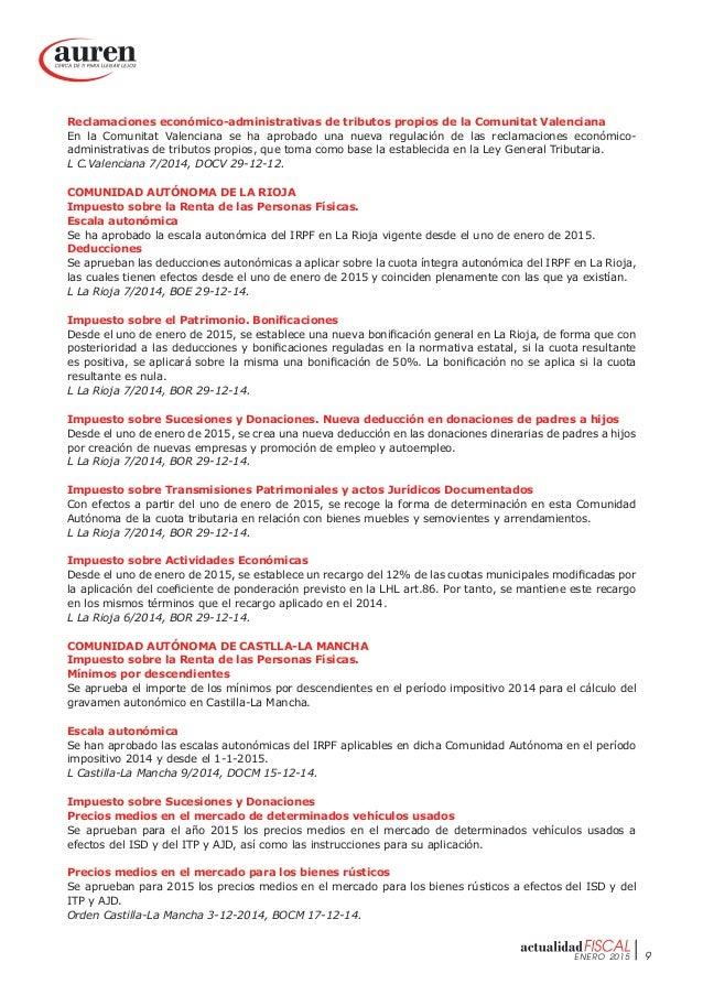 gravamen documentados valenciana actos de tipo comunidad juridicos