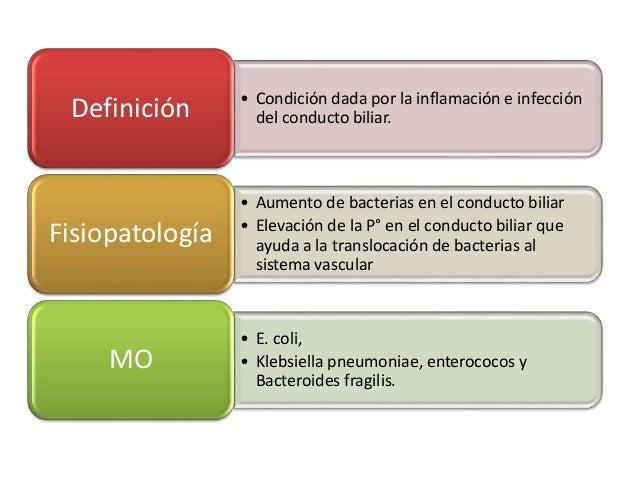 Actualización en colangitis aguda Slide 3