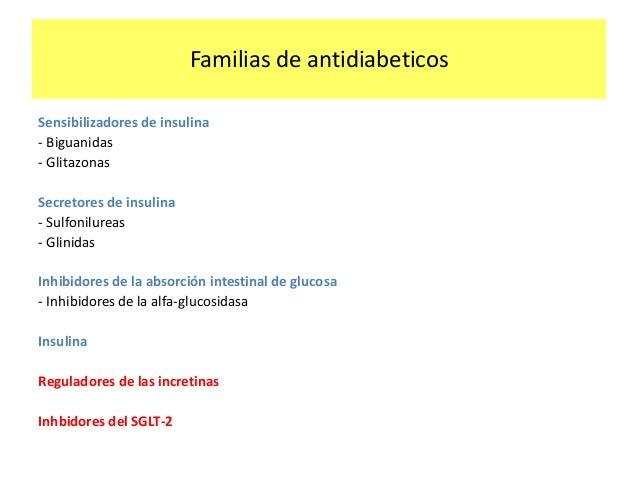 Actualización en nuevos antidiabeticos