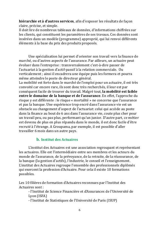 Institut Des Actuaires Les Salaires Des Actuaires Restent Eleves L Argus De L