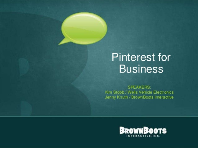 Pinterest for                                                Business                                                     ...