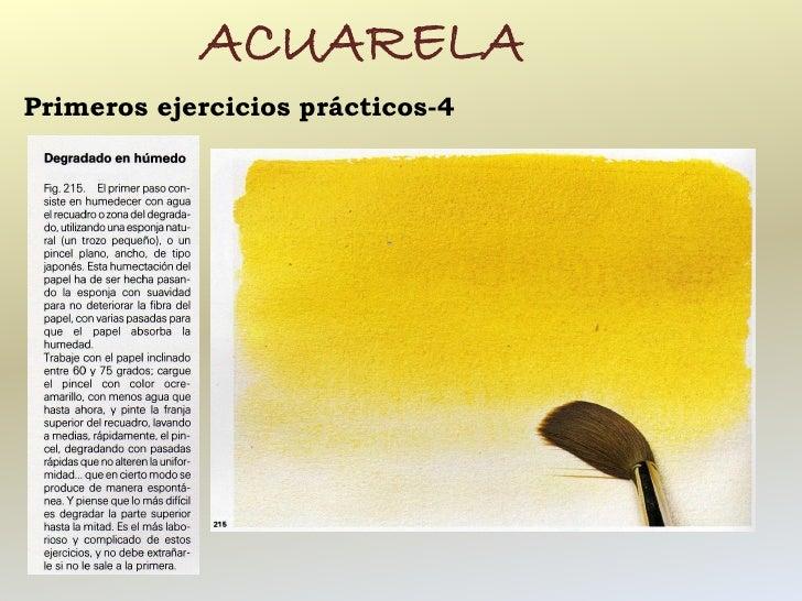 ACUARELAPrimeros ejercicios prácticos-4