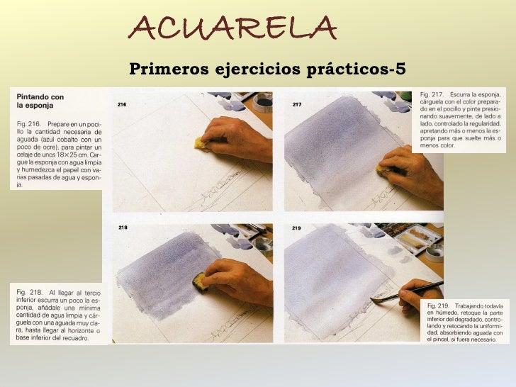 ACUARELAPrimeros ejercicios prácticos-5
