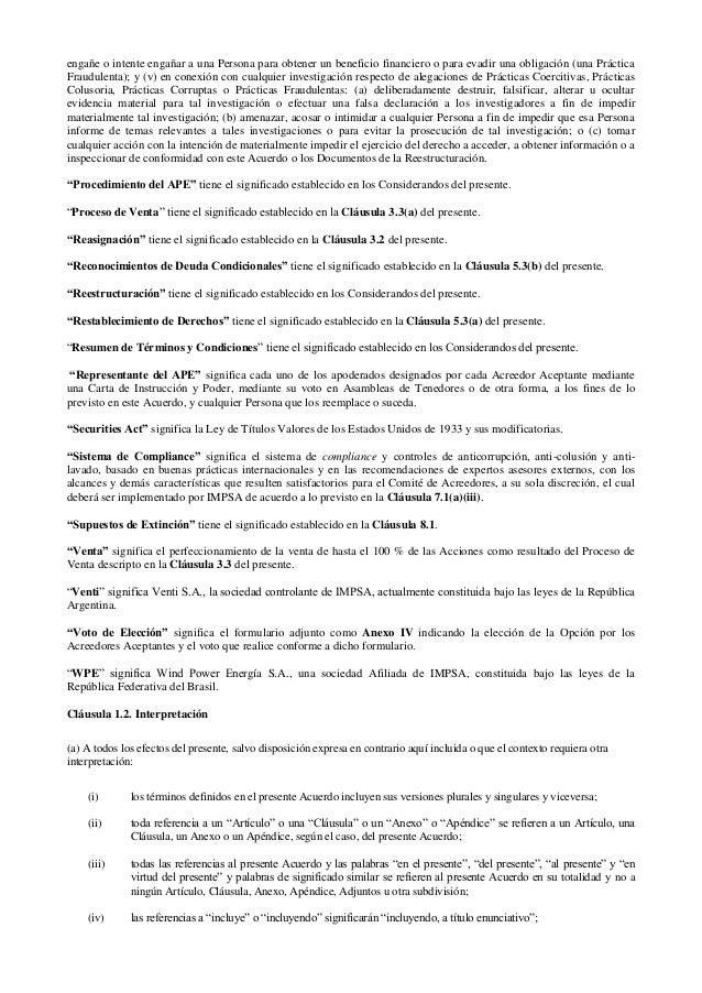 Acuerdo preventivo extrajudicial for Modelo acuerdo extrajudicial clausula suelo