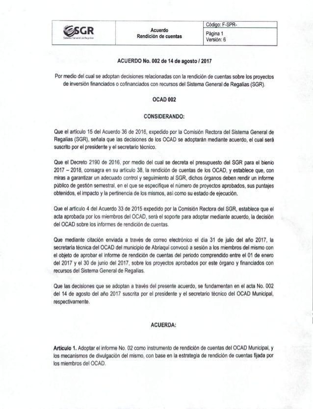 Acuerdo 02