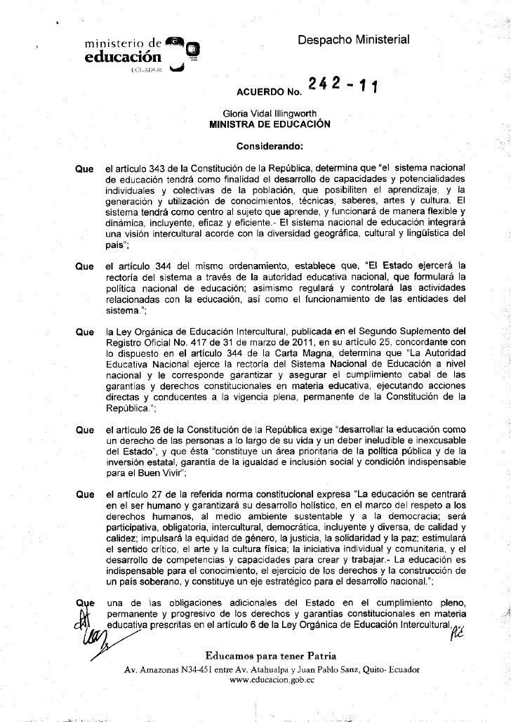 Acuerdo 242 11