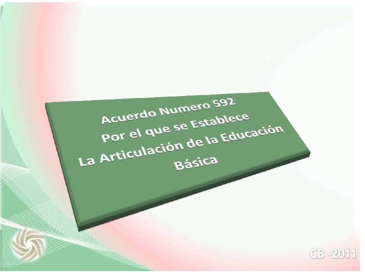 ARTÌCULO 3º                             CONSTITUCIONAL             REFORMA          INTEGRAL DE LA                        ...