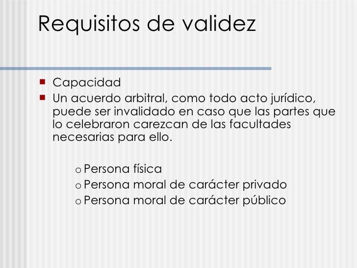 Acuerdo arbitral for Validez acuerdo privado clausula suelo